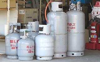 LPガスの法定点検・調査実施について